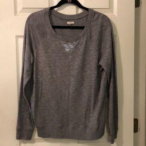 aerie Grey Sweatshirt